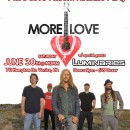"June 30th – Clayton Joseph Scott ""More Love"" Album Release Party w/ Luminaries"