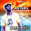 """Water & Sunshine"" EP by Free(w)ill"