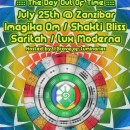 July 25th – Honoring the Goddess pt. 2 (Day Out of Time) w/ Imagika, Shakti Bliss, Saritah, & Lux Moderna