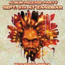 "Sept. 5th – Lu Fam Pro presents ""The Most Beautiful Ugly"" Thavius Beck Album Release Party"