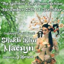 "Nov. 28th – Marya Stark's ""The Garden"" LA Album Release Party"
