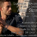 July 3rd ~ ADAM STERN w/ Michael Stackhouse, & Loboman