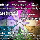 Sept. 4th – Fantuzzi's Rainbow Concert For Peace w/ niceFingers