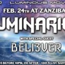 ❖ Luminous 2.24 | LUMINARIES + special guest BELI3VER