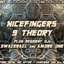 ❖ Luminous 3.23 | NiceFingers & 9 Theory plus resident DJs Swazerazi & Amore One