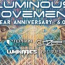 ❖ Luminous Movement 5yr Anniversary Party ❖