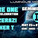❖ GEMINIs FREE!!! | Amore One Birthday Party with Rocker T & Swazerazi ~ Luminous Movement 5.25