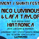 May 15th – Luminous Movement feat. Nico Luminous, Lafa Taylor, & Kirtronica